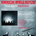 Koncert jazzowy NEW BONE